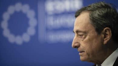 'SuperMario' Draghi, el héroe incompleto