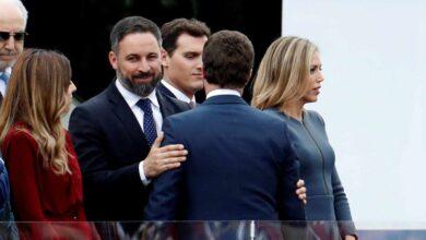 """El PP teme que Vox sea """"socio preferente"""" si Abascal supera a Rivera el 10-N"""