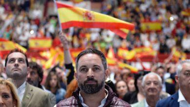 Ciudadanos se desploma en las encuestas y Vox se convierte en la tercera fuerza política