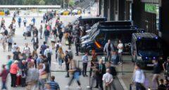 Protestas en las estaciones de metro y en las universidades de Cataluña tras la sentencia