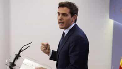 """Rivera asegura que no apoyará a Sánchez a cambio de nada: """"Tendrá que negociar"""""""