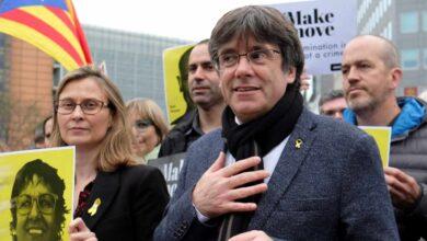 Puigdemont queda en libertad sin fianza tras comparecer ante la Justicia belga