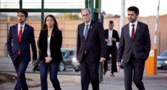 """ERC avisa que """"no entenderá"""" un recurso de la Fiscalía a la calificación de los presos"""