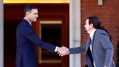 """Iglesias cree que Sánchez """"no va a adoptar ninguna medida excepcional"""" en Cataluña"""