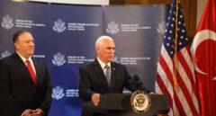 Estados Unidos y Turquía acuerdan un alto el fuego en Siria