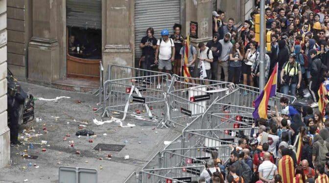 El Govern reclama la cesión de la Jefatura de Policía de Barcelona para su Memorial Democrático