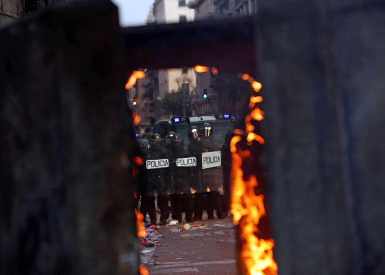 Interior baraja desmontar el refuerzo policial en Cataluña justo después del Barça-Madrid