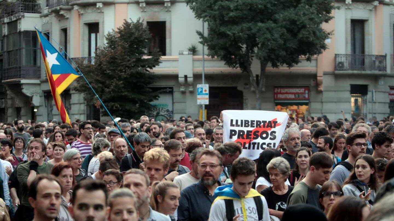 Los CDR desconvocan la manifestación de Barcelona