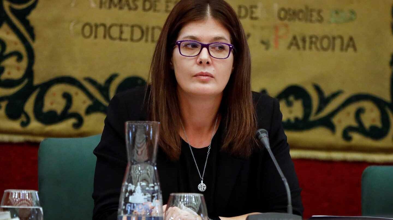 La alcaldesa de Móstoles (PSOE), reprobada por todos los grupos salvo el suyo