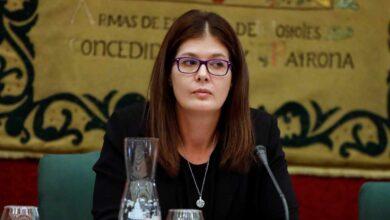 La alcaldesa de Móstoles, reprobada por todos los grupos municipales salvo el suyo