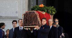 """""""Al salir de la basílica, sentí el apoyo de muchos españoles a los que les hubiera gustado estar allí"""""""