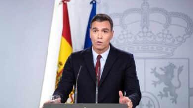 """Sánchez, tras la exhumación de Franco: """"Es el final de una anomalía en democracia"""""""