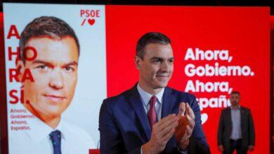 Sánchez planta a los empresarios para ir a un acto electoral del PSOE