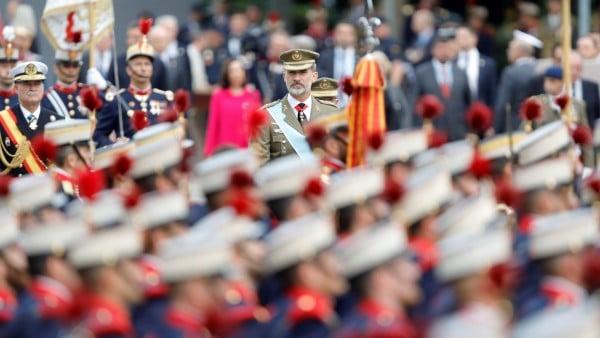 Desfile del Día de la Fiesta Nacional