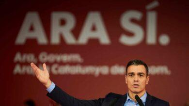 Moncloa se aferra a sus encuestas para defender la victoria de Sánchez