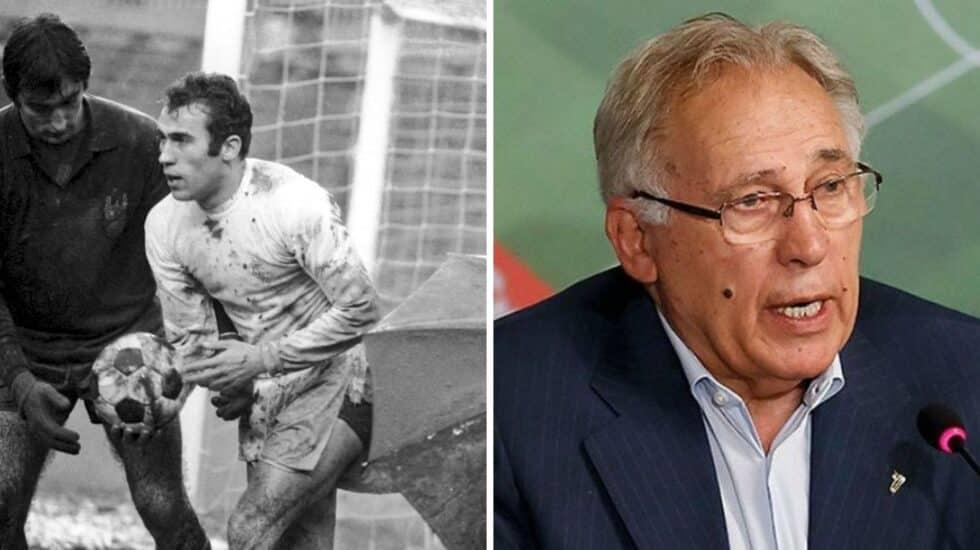 futbolista gallego estaba todavía en activo y le faltaba una temporada para colgar las botas en el Real Madrid. Campeón de Europa de clubes y selecciones, Amancio era uno de los líderes del conocido como Madrid de los Yé-Yé. Tenía 36 años recién cumplidos cuando murió el dictador.