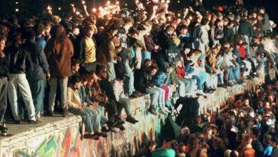 El Muro de Berlín en la literatura