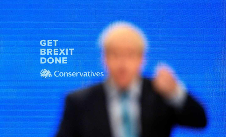 Boris Johnson congreso conservador