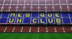 Los Mossos creen que Tsunami Democràtic podrá exhibir sus pancartas en el Camp Nou