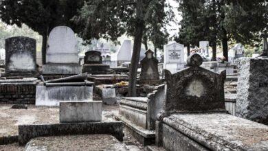 Cementerios desconocidos y con historia