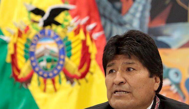 Evo Morales se atribuye la victoria