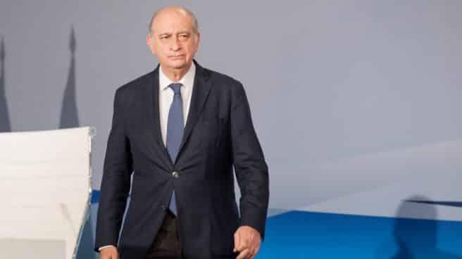 Fernández Díaz, en su etapa de ministro del Interior