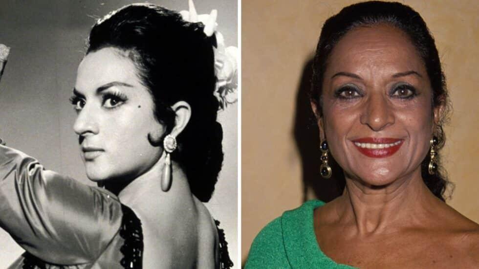 La tonadillera jerezana Lola Flores ya era conocida en todo el mundo, pero aún le quedaban años de triunfos por delante. Un icono: actriz, cantante y bailarina. Con el declive de la copla en los 70, la Faraona decidió apostar por la interpretación. Falleció en 1995.