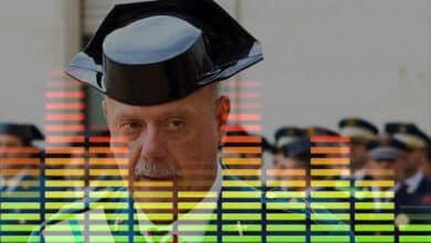 Así fue el discurso del jefe de la Guardia Civil que ha irritado al independentismo