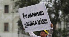 Protesta en Lima