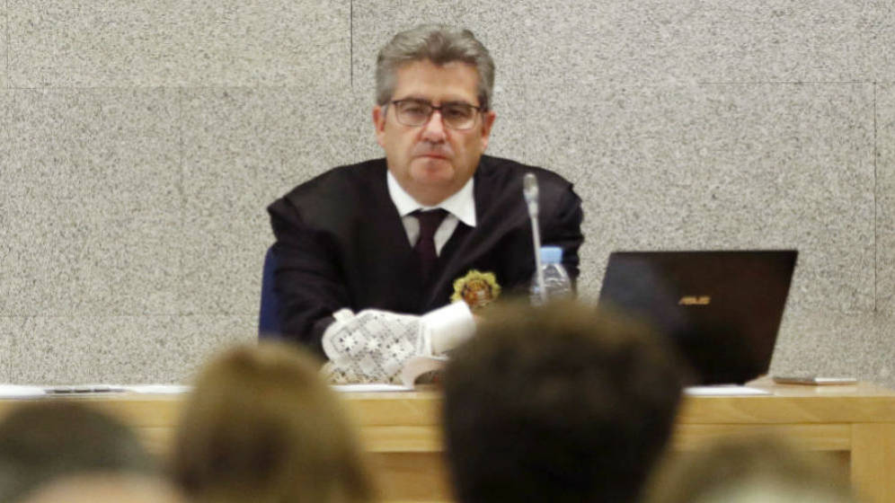 El magistrado de la Audiencia Nacional, José Ricardo De Prada.