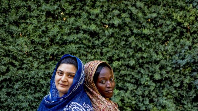 Hadiqa Bashird y Kadiatu Massaquoi, víctimas de matrimonio infantil forzado
