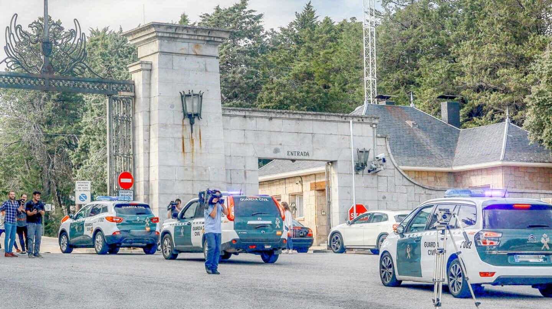 Cierra el Valle de los Caídos: 'despedidas' a Franco y sin altercados a la espera de la exhumación