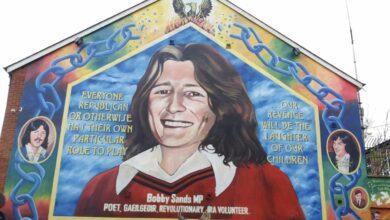 Belfast, una paz de muros y toque de queda