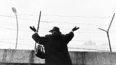 El Muro de Berlín: frontera de dos mundos
