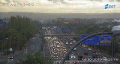 Los independentistas aprovechan la lluvia de Madrid para vender un falso colapso en Barajas