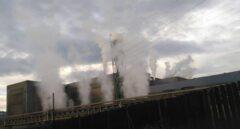 Una planta de ArcelorMittal.