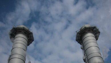 Las centrales de gas desbancan a las nucleares como mayor fuente de electricidad de España