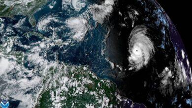 Qué es el huracán Lorenzo y cómo podría afectar a España