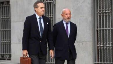 """Saracho se defiende de las críticas a su gestión en Popular: """"Tenía pocas buenas noticias que dar"""""""