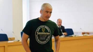 Condenado a 33 años el ex jefe de ETA 'Txapote' por el asesinato de un funcionario de prisiones