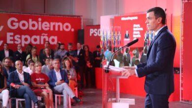 Sánchez promete subir las pensiones el IPC en diciembre y llevar el SMI a 1.200 euros