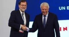 Felipe González y Rajoy advierten una grave crisis en la democracia española si no hay acuerdo tras el 10-N
