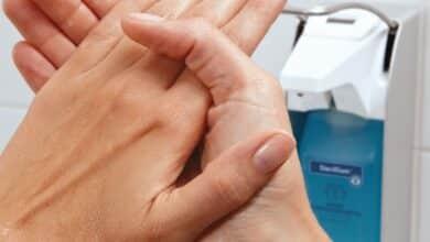 ¿Gel antiséptico o lavado de manos? Ni sustitutos, ni igual de efectivos