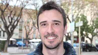 Errejón presenta como cabeza de lista en Barcelona a un soberanista cercano a la CUP