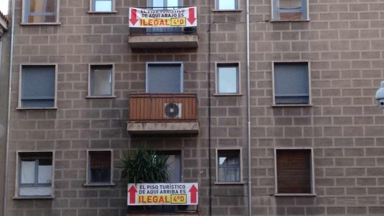 La oferta de pisos turísticos marca récords en Madrid y ninguno tiene la licencia obligatoria