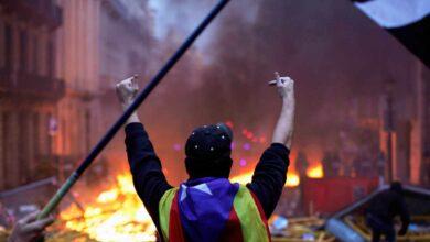 Desconcierto ante el nuevo grupo independentista que pide el regreso a la violencia