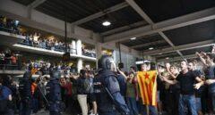 El Gobierno cifra en 7,3 millones los daños de los disturbios en Cataluña en transporte e infraestructuras