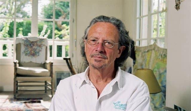 Peter Handke, Premio Nobel de Literatura 2019