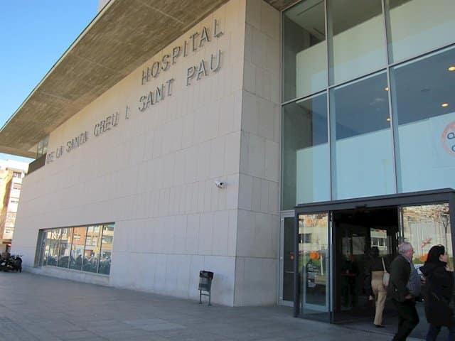 Hospital Sant Pau de Barcelona