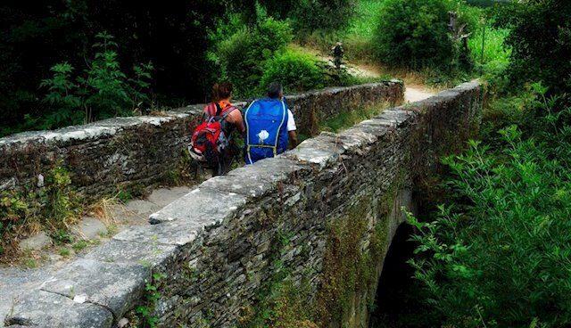 Fotograma de 'El Camino de Santiago'